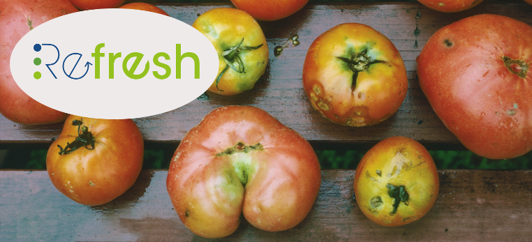 "New four year EU project on food waste: ""REFRESH"" (Resource"